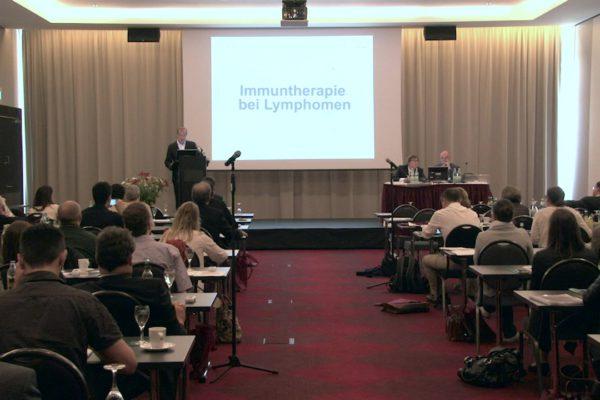 """Highlights zur Immuntherapie bei Lymphomen im Rahmen der Reihe """"excellence in oncology"""""""