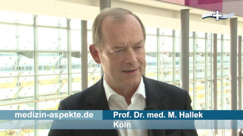 Prof. Dr. Michael Hallek, Uniklinik Köln, Deutscher Krebspreis