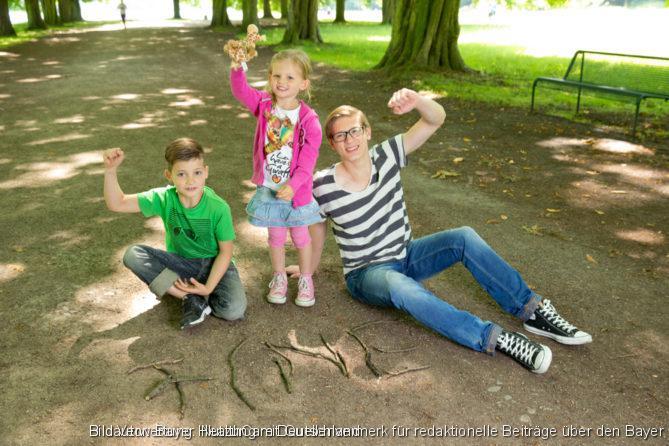 Fine Stars 2014 - Bayer sucht Diabetes Kids für Fotoshooting