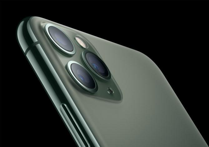 iPhone 11 grün