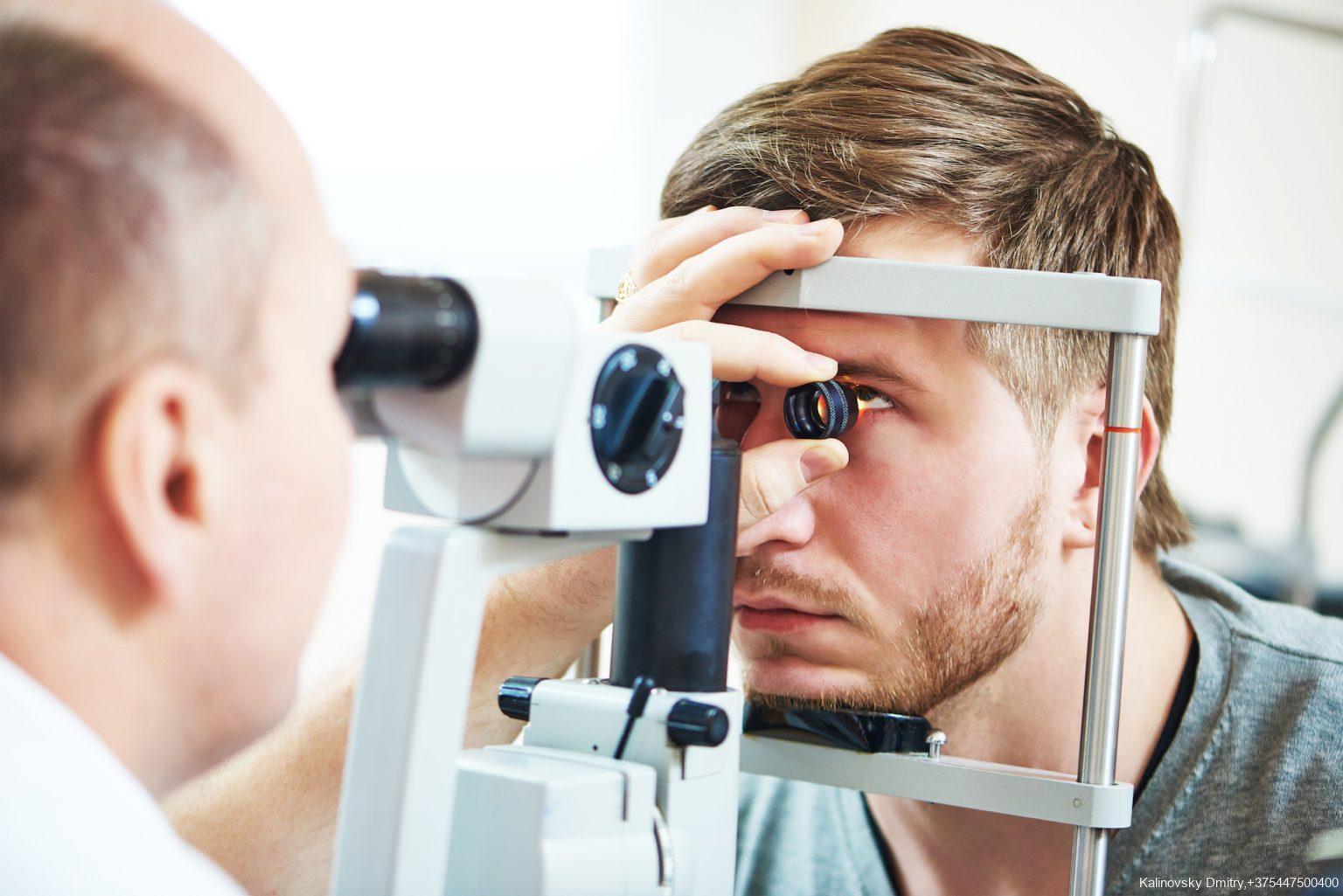 Guten Augenarzt Finden