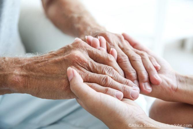 Depression von Bewohnern in Altenpflegeheimen