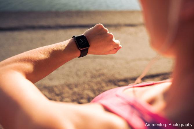 Outdoor-Uhren