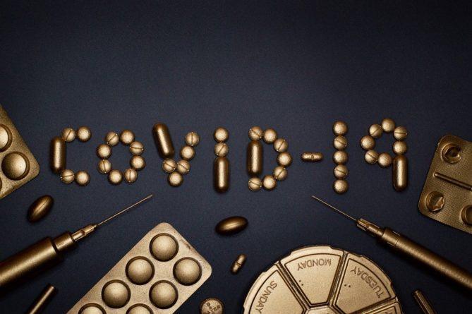 chemistry, crown, coronavirus