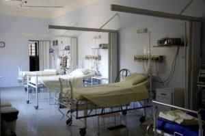 Krankenbetten und Kapazitäten in Zeiten von Corona