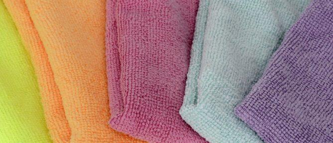micro-fiber cloth, clean, cleaning rags