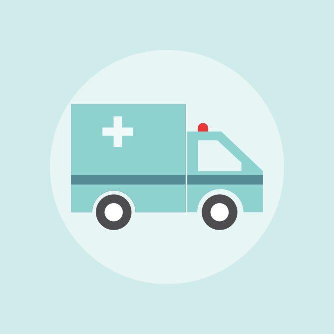 ambulance, medical, medicine