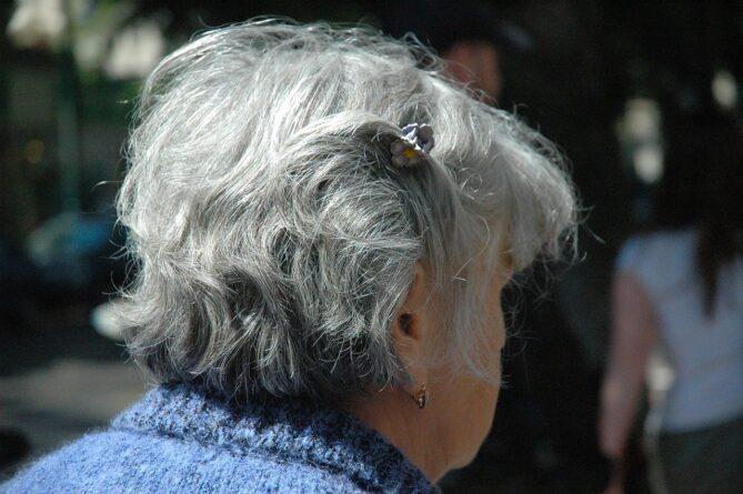 Pflege, älter werdende Gesellschaft