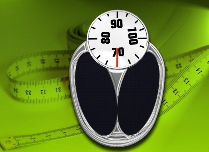 Übergewicht bekämpfen