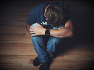 Symptome bei Depressionen