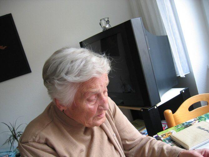 Alzheimer-Patienten