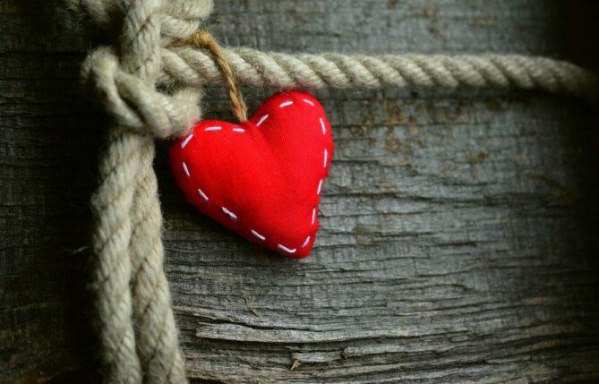Verkalkung der Herzgefäße