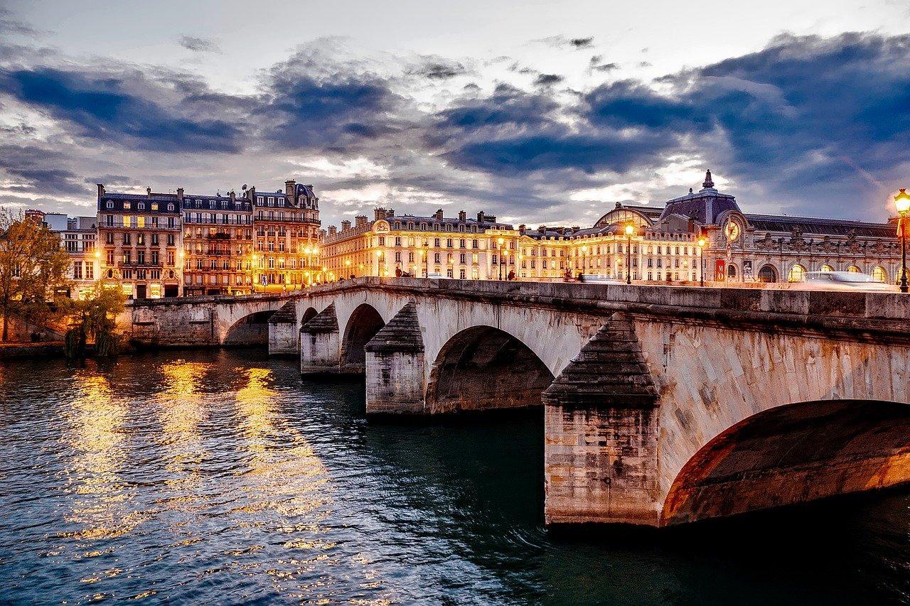 Flusskreuzfahrt Seine von Paris in die Normandie