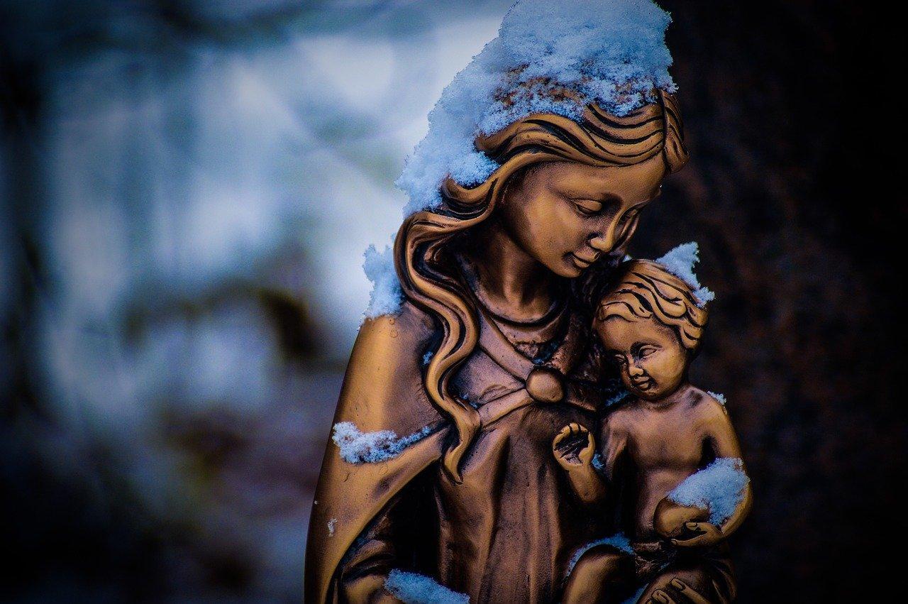 Pflegende Mütter
