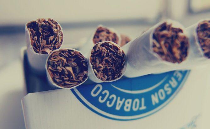 Tabakkauf