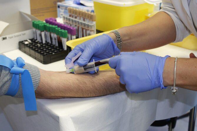 Coronavirus-Nachweis