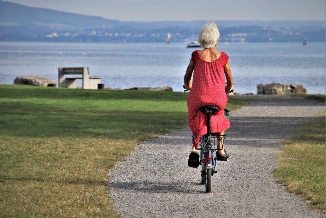 Trainieren im Alter