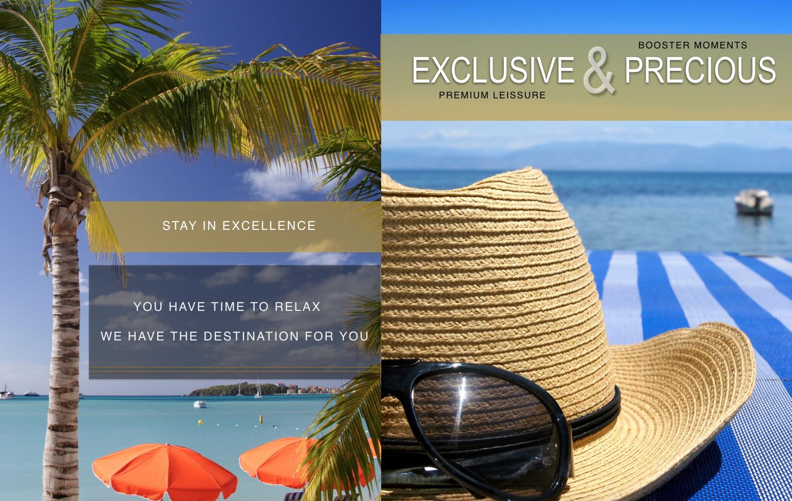 Freizeit und Reisen. Das Angebot mit exklusiven Destinations, besonderen Hotels. Für Wellness- und Spaliebhaber. Das Angebot für HIDEAWAYS von MEDIZIN ASPEKTE.