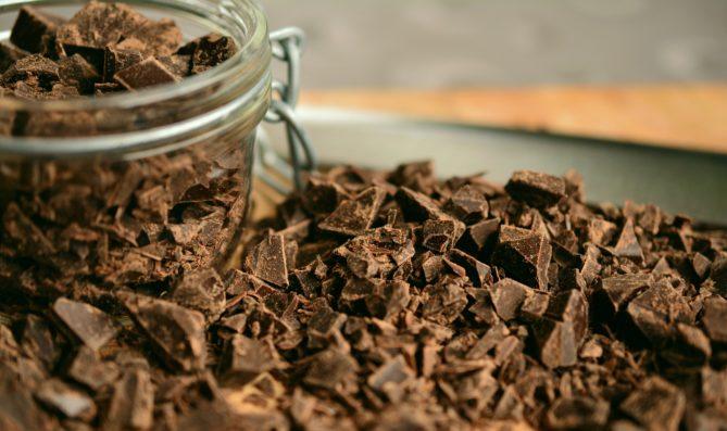 Schokolade, Kakaobohne