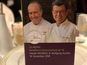 Gourmetfestival 2018