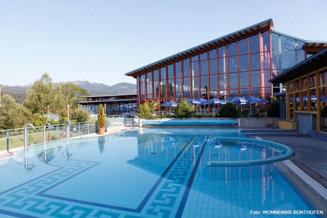 Wonnemar Sonthofen Spa Wellness