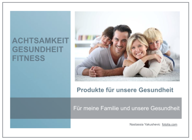 Gesundheits-Shop