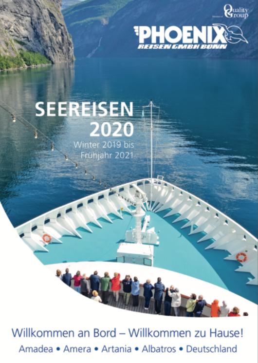 Phoenix Reisen Seereisen 2020