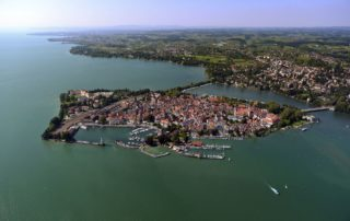 Lindau Tourismus am Bodensee