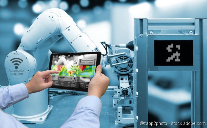 Roboter, Miniaturroboter, Digitalisierung, Robotic