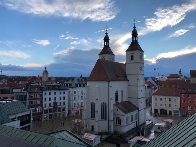 Regensburg, Neupfarr Kirche