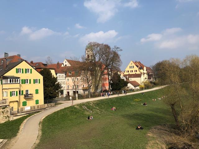 Regensburg, StadtAmTor