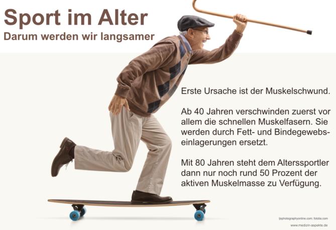 Sport im Alter, Bewegung, Senior