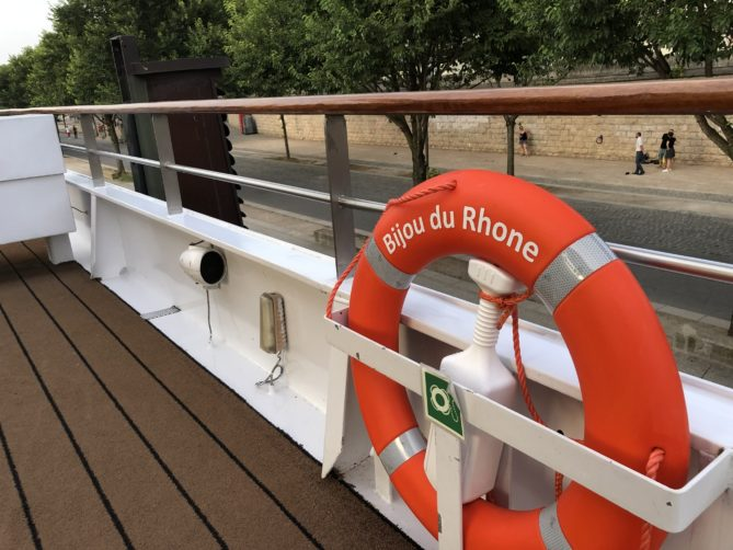 Rhône und Saône