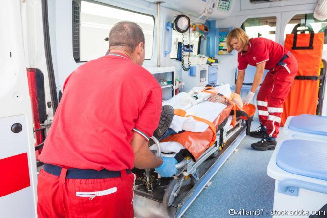 Herzdruckmassage, Notallmedizin, Notfall, Notaufnahme