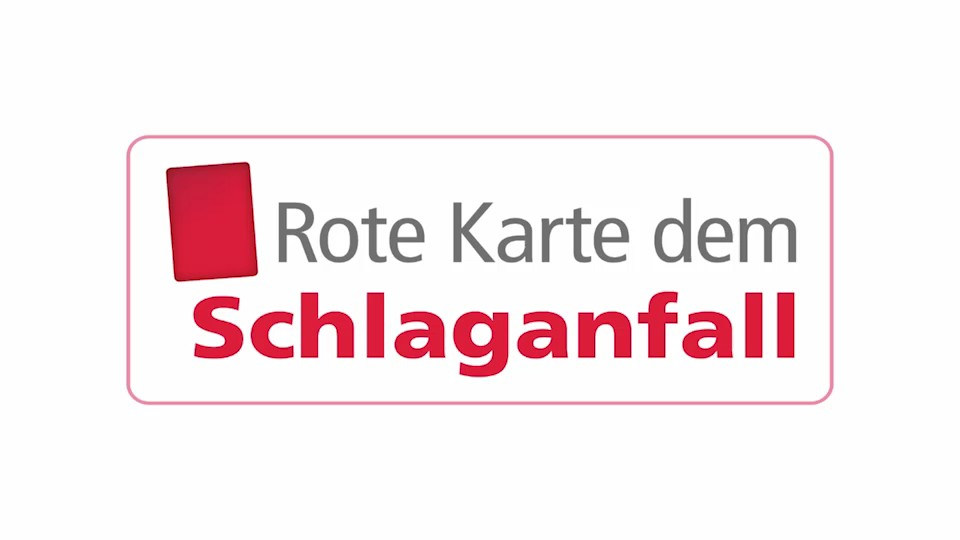 Rote Karte dem Schlaganfall thumbnail