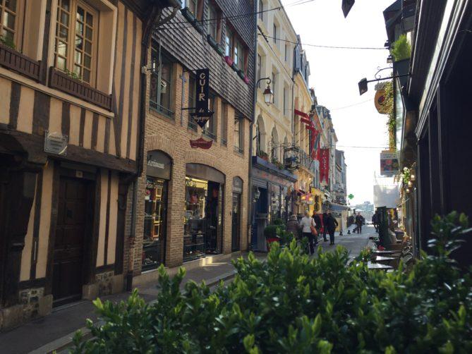 Altstadt von Honfleur