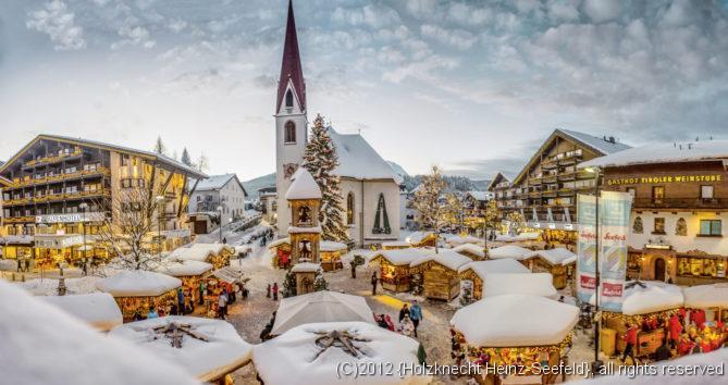 Seefeld Weihnachtsmarkt