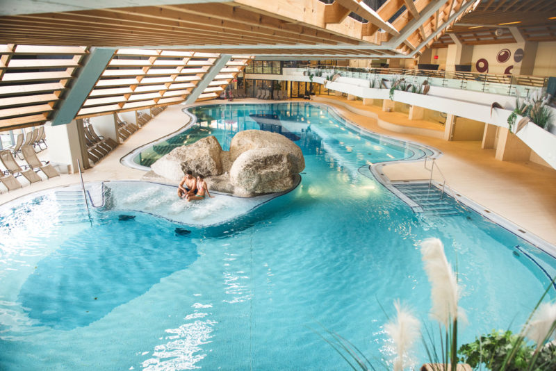 Olympiabad Seefeld - Schwimmbereich
