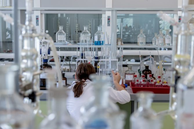 Tumoren, Forschung im Labor