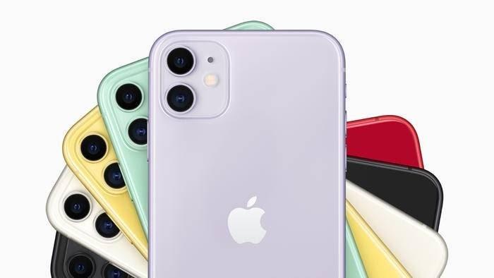 iPhone 11 Auswahl an Farben