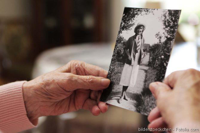 Demenz, Alzheimer