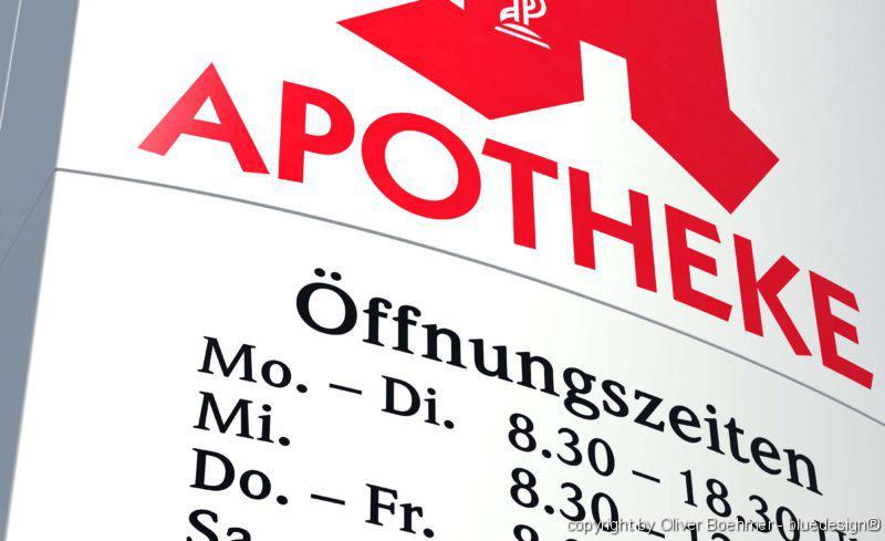 Online Apotheke, Apotheke