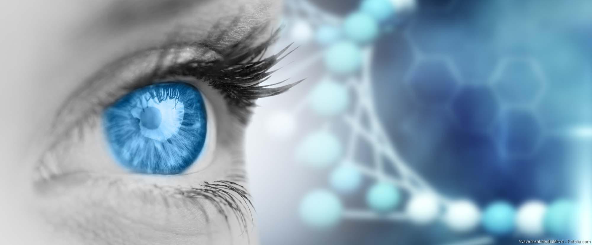 Neue Erkenntnisse über das Augenverdrehen - MEDIZIN ASPEKTE