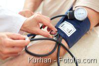Blutdruck, Bluthochdruck, Blutdruckmessen