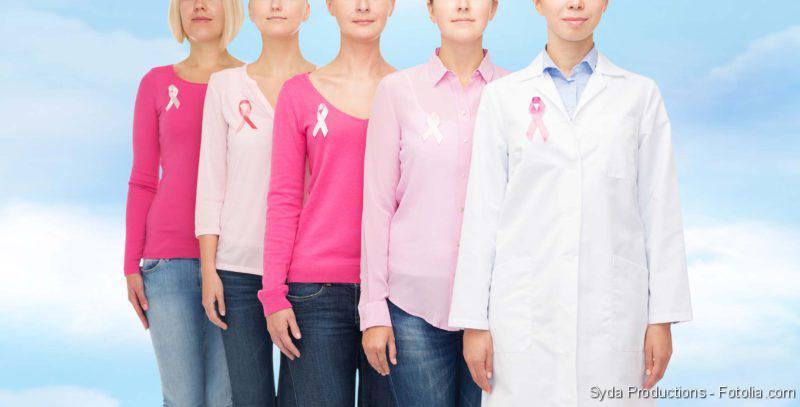 Krebspatienten, Brustkrebs