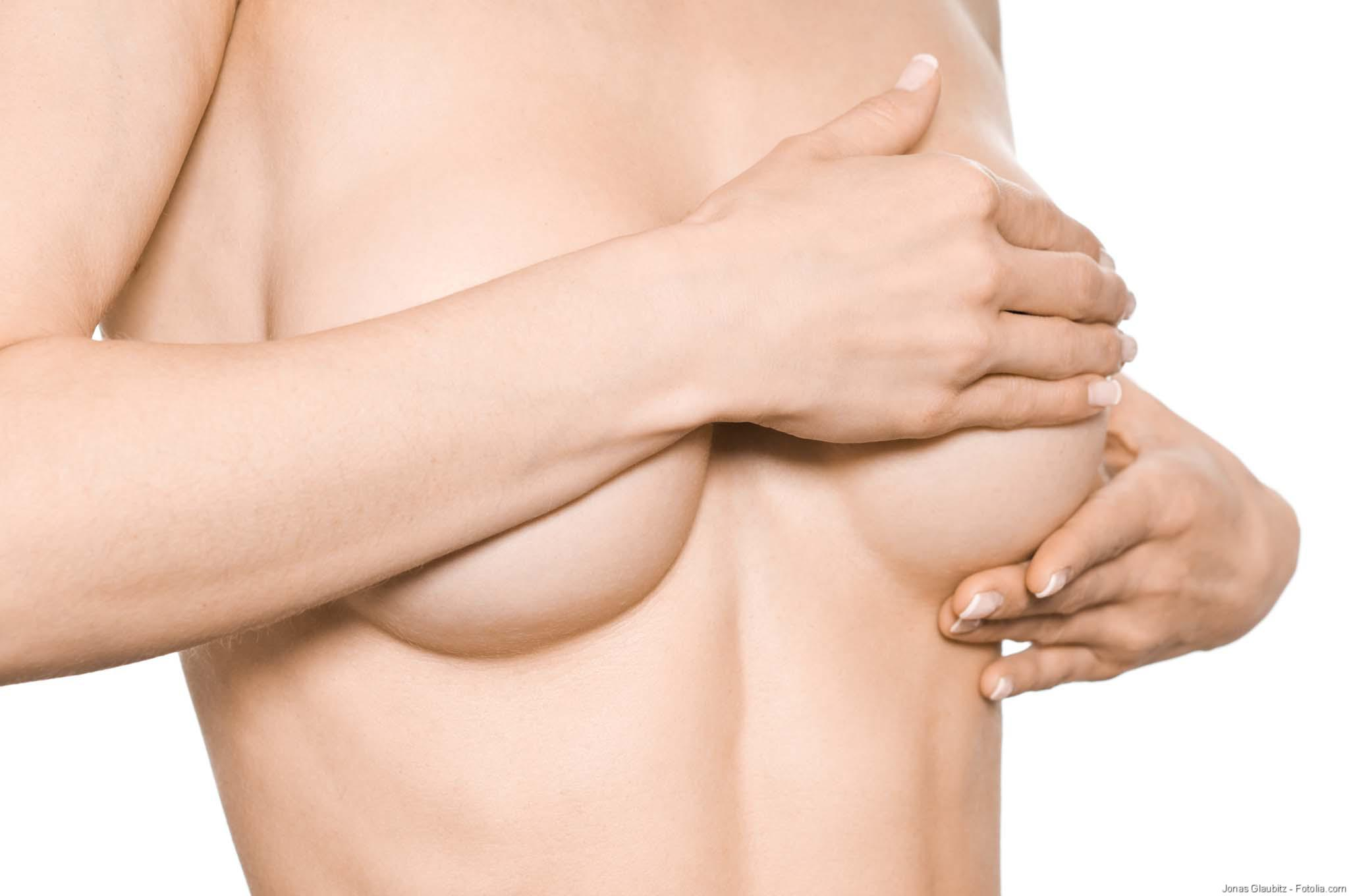 Die Erhöhung der Brust 3 Umfänge