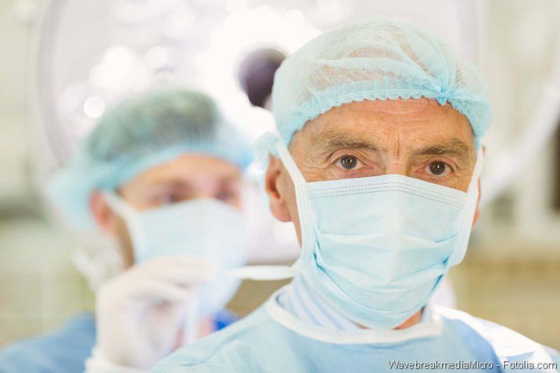 Bauhspeicheldrüenkrebs, Operation