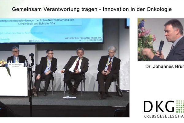 DKG – Entwicklung neuer Medikamente gegen Krebs