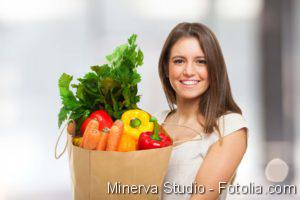 Ernährung, Verpackung, Vitamine, Gesunde Ernährung
