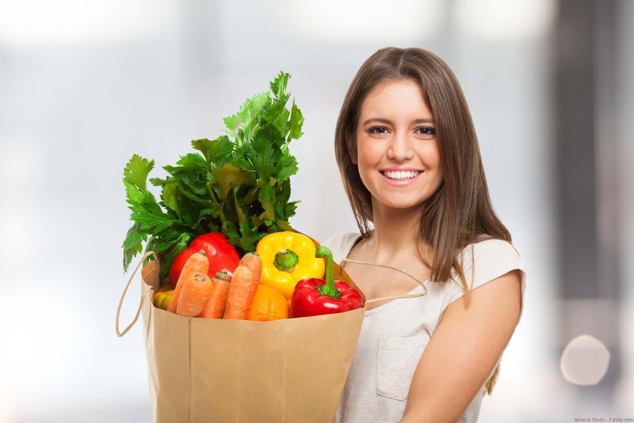 Vitamine, Gesunde Ernährung